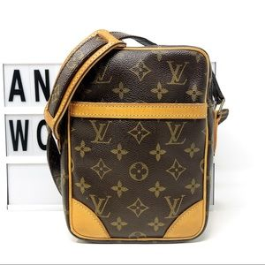 Sold*Louis Vuitton Danube Monogram Small Crossbody